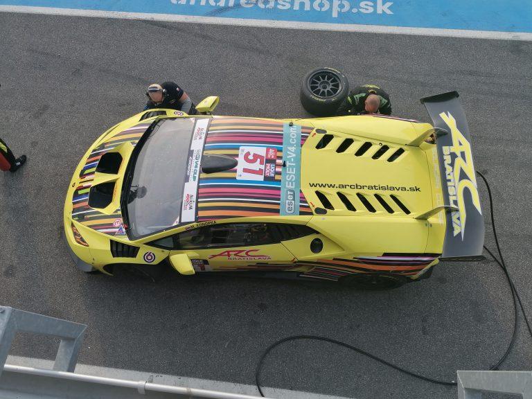 OMV MaxxMotion Velká cena SR Slovakiaring