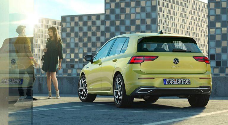 Volkswagen Golf 2020, MK8 je tu