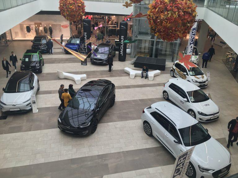 Premiérový E-salón v Srdci Šariša, predstavil trendy a unikáty čistého pohonu