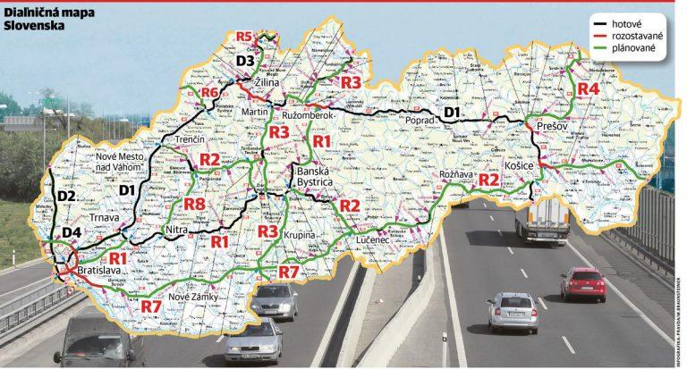 Vláda stiahla Dankov návrh na zrušenie diaľničných známok