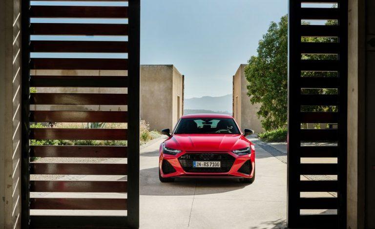 2021 Audi RS7, neprestrelili náhodou cenu ?