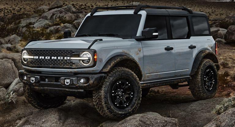 Ford Bronco 2020: Oficiálny debut očakávaného modelu 4×4