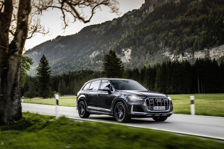 """Modely Audi SQ7 a Audi SQ8 dostanú """"poriadne chlapské"""" V8 motory."""