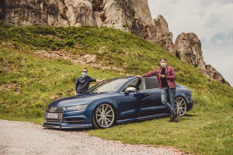 Showca(r) – Audi S7 2015