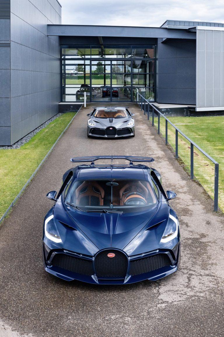 Prvé exemplárne kusy Bugatti Divo vyrazili do ulíc