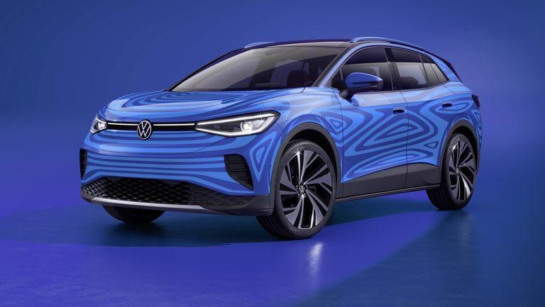 Volkswagen ID.4 začína s výrobou v Nemecku