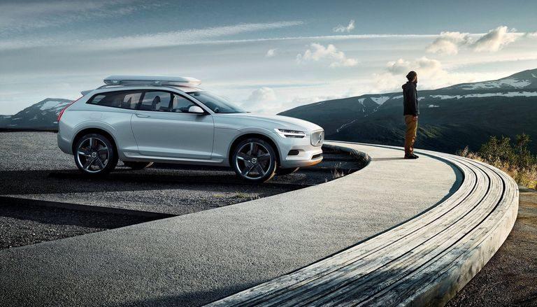 Volvo XC Coupé: Ostré a elektrifikované SUV