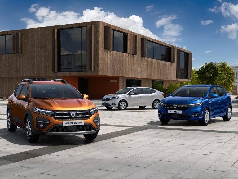 Dacia Sandero 2020: Atraktívnejšie a lepšie vybavené