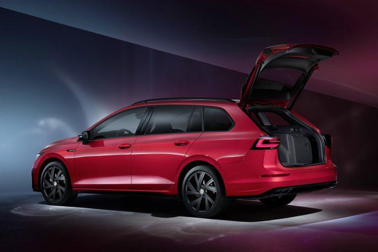 Volkswagen Golf Variant 2021: Najznámejší z modelu Golf je tu!