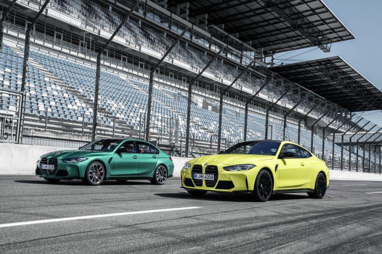 BMW M3 a M4: Na okruhy ale aj okresky
