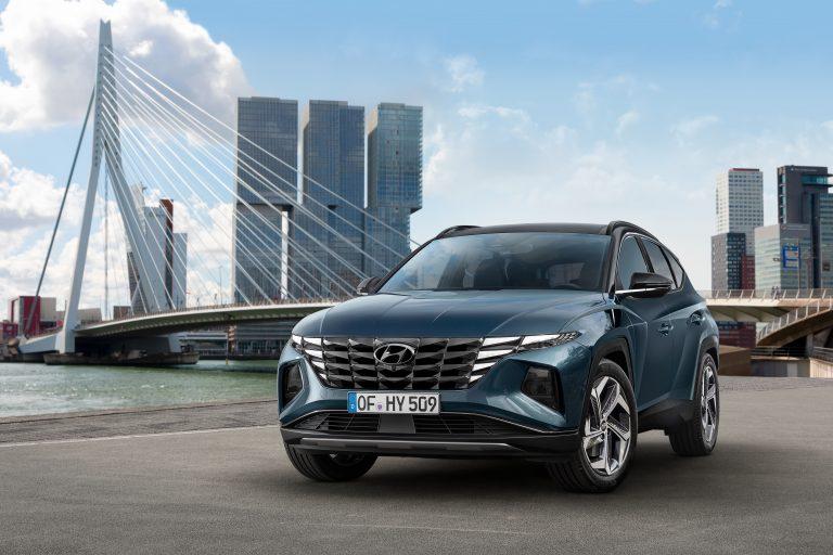 Hyundai Tucson 2021: Prekopaný od základov?