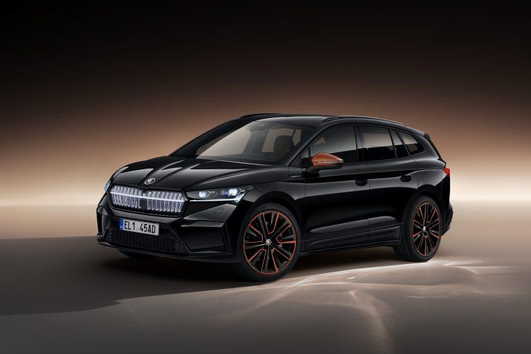 Škoda Enyaq iV: Elektrické SUV s dojazdom až 510 kilometrov