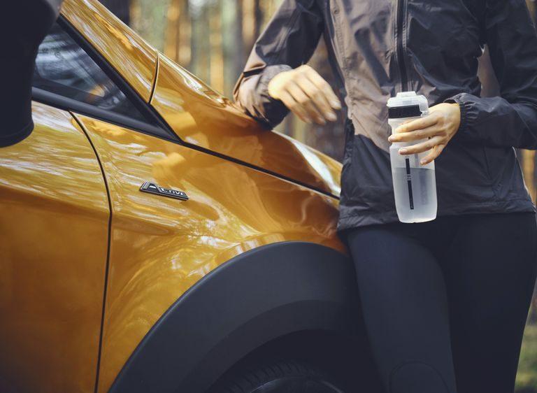 Ford Ecosport Active: Variant pre väčšie dobrodružstvo