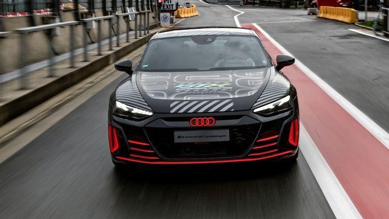 Prototyp Audi RS e-tron GT: Predzvesť prvého elektrického RS?