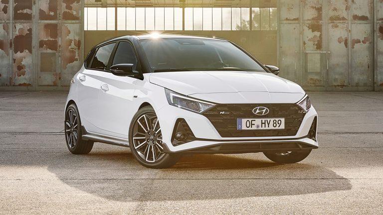 Hyundai i20 N Line: Predzvesť modelu i20 N