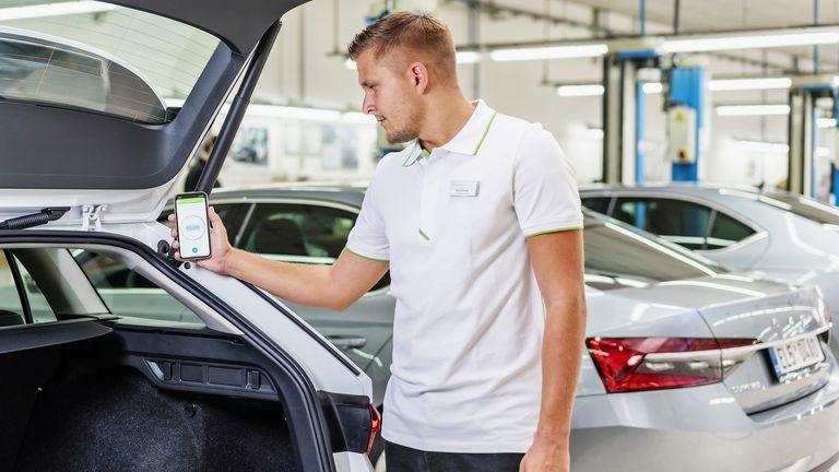 Zvukový analyzátor Škoda: Detekuje poruchy vášho vozidla pomocou smartfónu