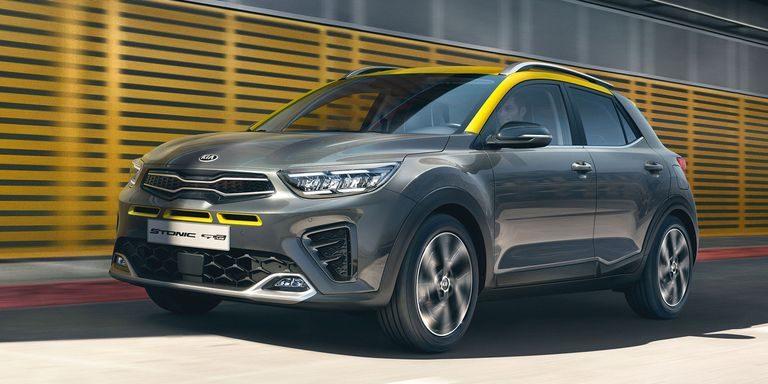 KIA Stonic GT Line: Športový nádych aj pre najpredávanejšie mestské SUV značky Kia