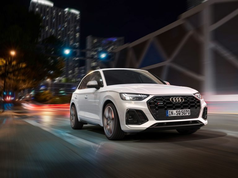 Audi SQ5 TDI 2021: Najvýkonnejším modelom Q5 je stále nafta!
