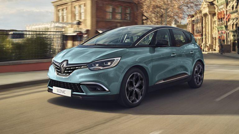 Renault Scenic 2021: Decentné zmeny francúzskeho minivanu