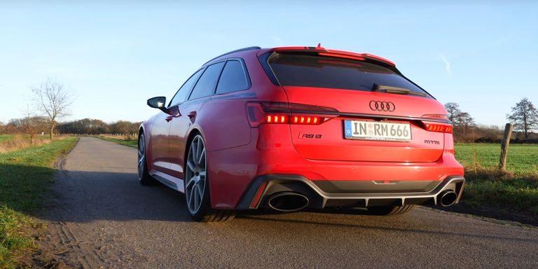 Audi RS 6 C8 MTM: Takto lieta kombík s výkonom 1000 koní