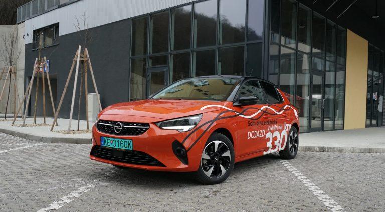 Opel Corsa-e 2020 : Spaľováky traste sa!