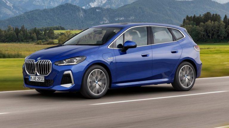 BMW radu 2 Active Tourer 2022: Odvážnejší dizajn, širší výber
