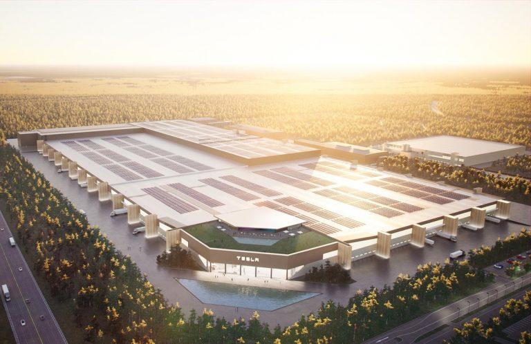Nová Tesla Gigafactory v Berlíne je pripravená začať s výrobou
